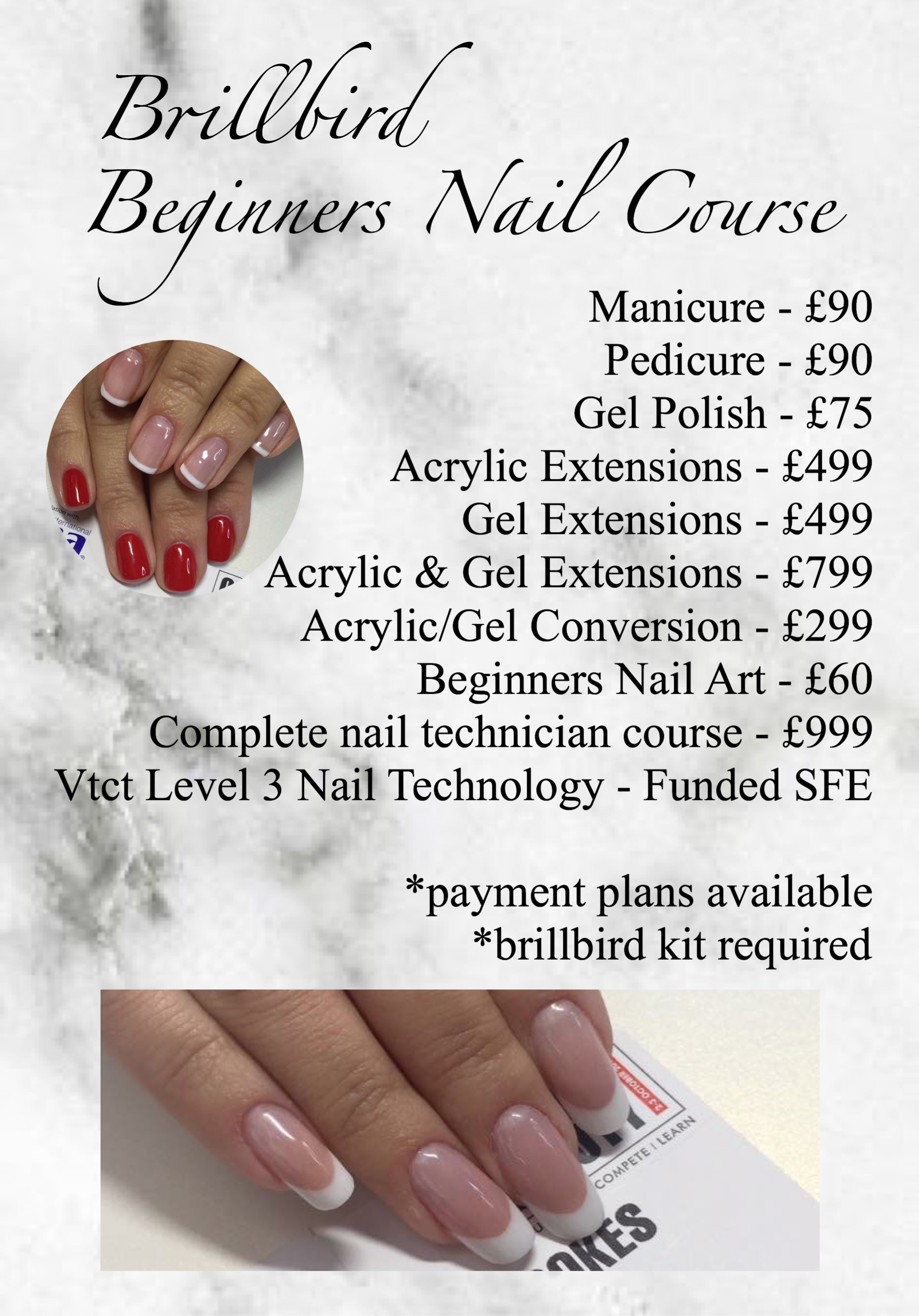Training Courses Beauty Lounge Doncaster
